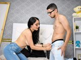 Naked videos recorded AndresAndSofia