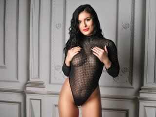 Show naked show AnyaNichols
